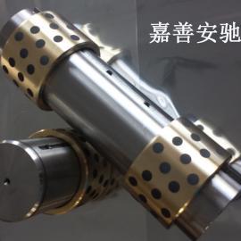 自润滑钢轴,轴承钢钢套