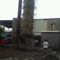 锅炉废气脱硫设备