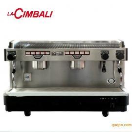金佰利 M27 DT2半自动双头电控意式特浓咖啡机