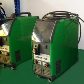 米加尼克OMEGA400铝焊机/广告牌焊机/交通标牌焊机