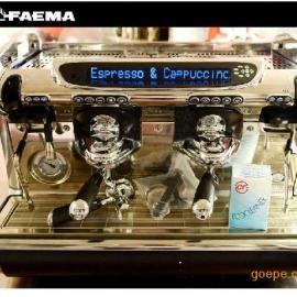 供应FAEMA飞马Emblema A2双头电控半自动咖啡机