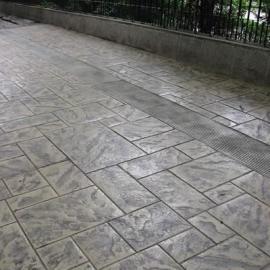 供应福建混泥土压模地坪,彩色压印地坪材料销售与施工