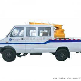 EXC100B型电动液压水文巡测车
