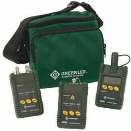 美国Greenlee单多模光纤测试包5890-FC
