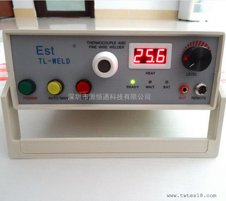 EST热电偶点焊机 碰焊机 温度线点焊机TL-WELD