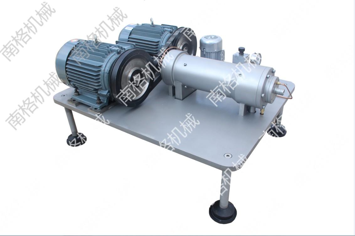 南格牌实验室小型离心机hy120系列沉降卧螺离心机