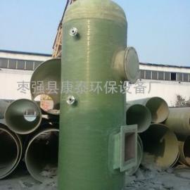 6吨锅炉烟气脱硫除尘器(除尘脱硫塔)