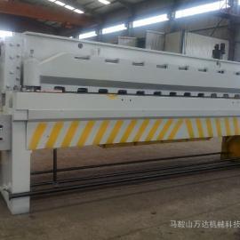 Q11-4X2000机械剪板机