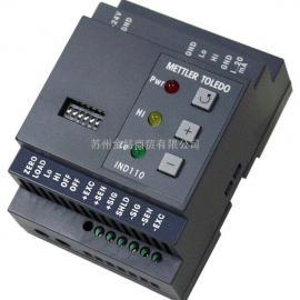 梅特勒托利多IND110重量变送器