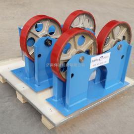 1t可调式焊接滚轮架