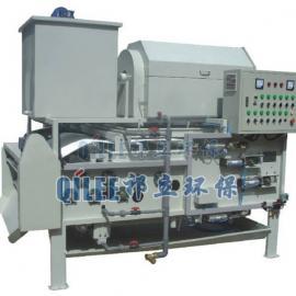 用于饮料工业固液分离带式污泥浓缩机
