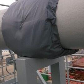 阀门可拆卸保温套 高温隔热保温材料 管道保温被 阀门保温壳