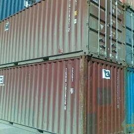 6米二手集装箱价格