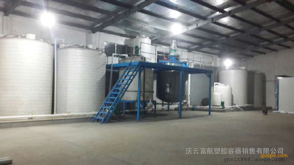 山东哪里有卖10吨塑料化工桶塑料容器15吨储水罐蓄水桶
