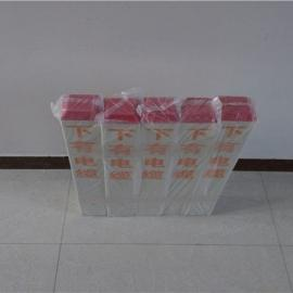 弘坤专业生产电力电缆玻璃钢标志桩价格便宜现货