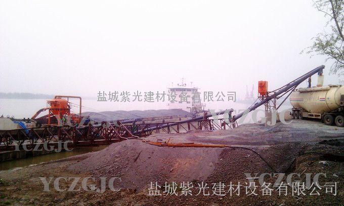 ZGXF船载式负压卸船机