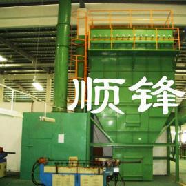脉冲长布袋除尘器 脉冲布袋除尘器 布袋除尘器厂家