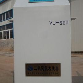 成都污水消毒杀菌设备批发经济型二氧化氯发生器生产厂家