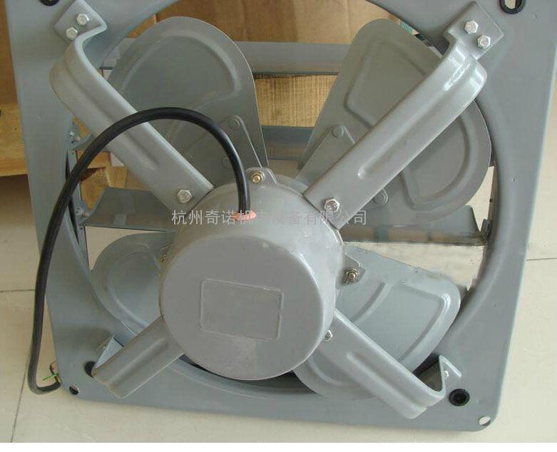 厂家FA-500地下室用铝合金百叶500mm方形高温排气扇