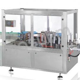 直线式热熔胶贴标机
