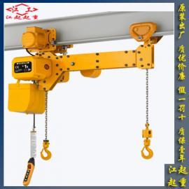 武汉双吊钩环链电动葫芦价格 双吊钩同升同降电动葫芦厂家