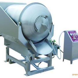 OEM定做一机多桶液压翻转真空滚揉机批发价格厂家直销