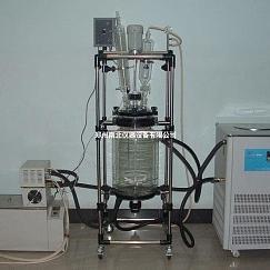 NB-100L双层玻璃反应釜