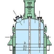 电保暖珐琅反响釜
