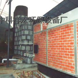 夹板(胶合板)燃料锅炉除尘设备