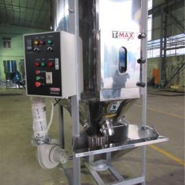 大型塑料加热拌料机 塑料颗粒立式搅拌机厂家