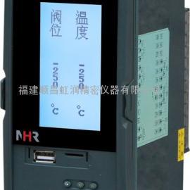 虹润推出NHR-7300系列液晶PID调节器/调节记录仪