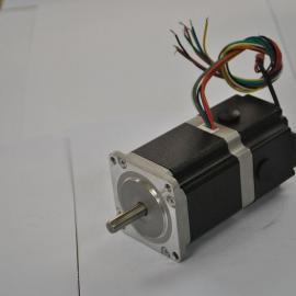 抱闸步进电机Y07-59D1-17155M(出厂型号STP59D5026-01加刹车)