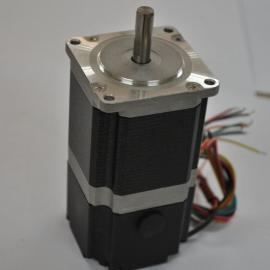 带抱闸步进电机Y07-58D1-4008M(出厂型号STP58D4008-01加刹车)