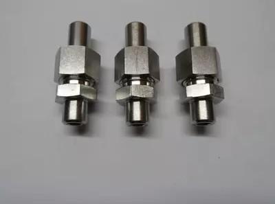 不锈钢直通焊接接头