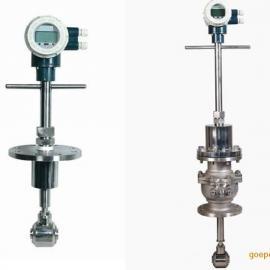 大口径管道流量测量计,插入式电磁流量计,