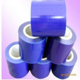泰州蓝色静电保护膜 流延静电膜 自粘静电膜