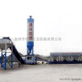 二灰拌合站 稳定土拌合站设备恒兴机械