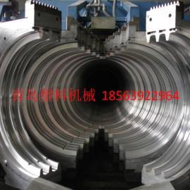 HDPE/PP双壁波纹管生产设备