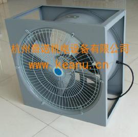 厂家直销SFWK-5木材干燥铝合金四叶片高温方形轴流风机
