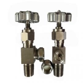 CGA系列隔膜式、针形式钢瓶阀