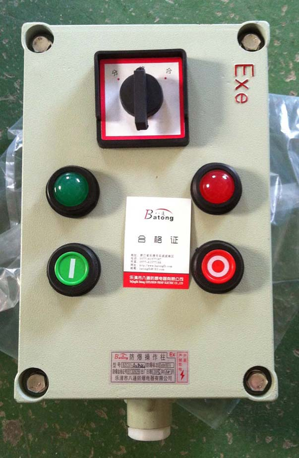 BZC51-A2D2K1G防爆操作柱