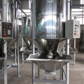 颗粒立式拌料桶设备 201不锈钢PE塑料拌料桶