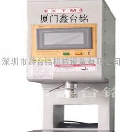 精密电子压装伺服压力机