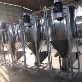 塑料立式拌料机厂家 大型塑料颗粒拌料机