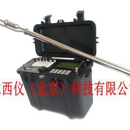 便携式烟气烟尘测试仪