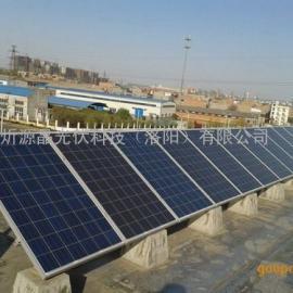 供应3000W分布式光伏发电系统 陕西太阳能发电厂家