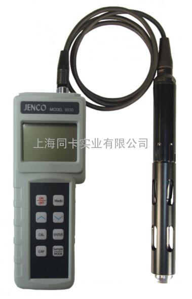 荧光法便携式溶氧仪JENCO 9030