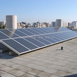 5000W分布式光伏发电系统 河南太阳能发电厂家