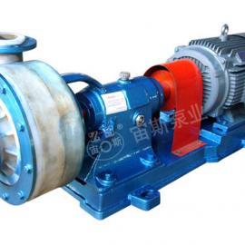 UHB-UF系列耐腐耐磨全塑泵 New