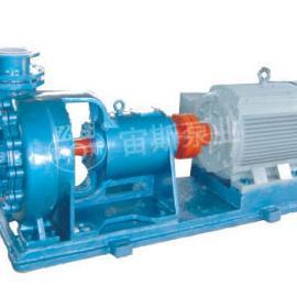 UHB-ZK-A系列耐腐耐磨砂浆泵